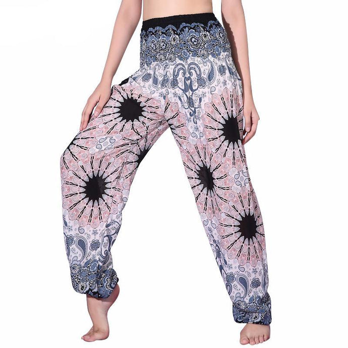 Nebula Flow Yoga Pants