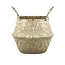 Woven Plant Basket (3 sizes) - basket - Medicated Mermaid