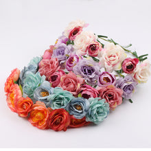 Festival Flower Crown (7 Colors) - Flower Crown - Medicated Mermaid