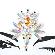 Festival Face Jewels (23 Designs) - face jewels - Medicated Mermaid