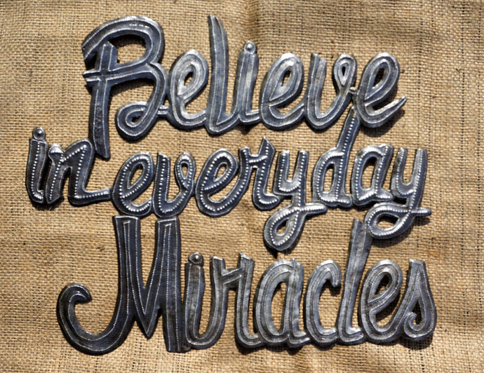 Believe in Everyday Miracles - 15