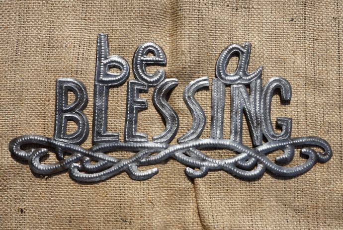 be a blessing - 8