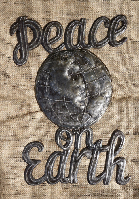 Peace on Earth (Globe) - 20