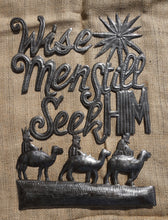 "Wise Men Still Seek Him - 20""x14.5"""