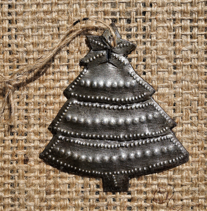 Small Christmas Tree Ornament - 3