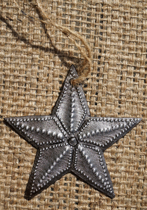 Small Star Ornament - 2.5