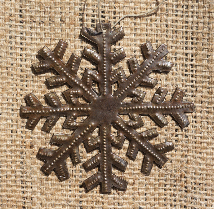 Snowflake Ornament - 4