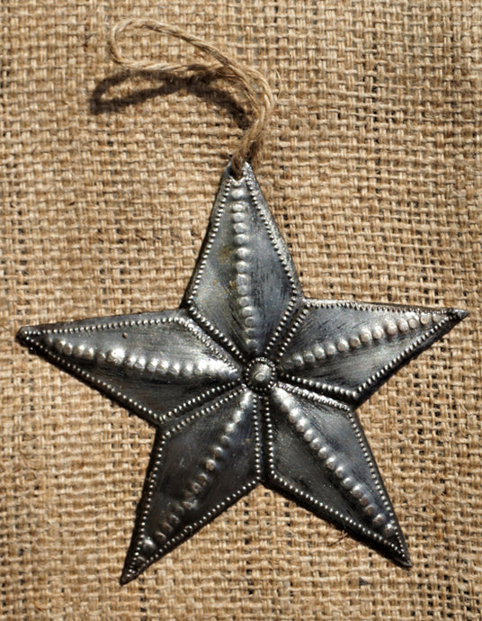 Large Star Ornament - 5.5