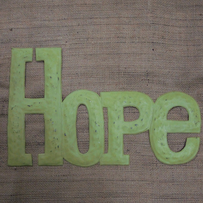 HOPE (light green) - 12