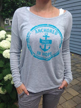 Ladies Flowy Long Sleeve
