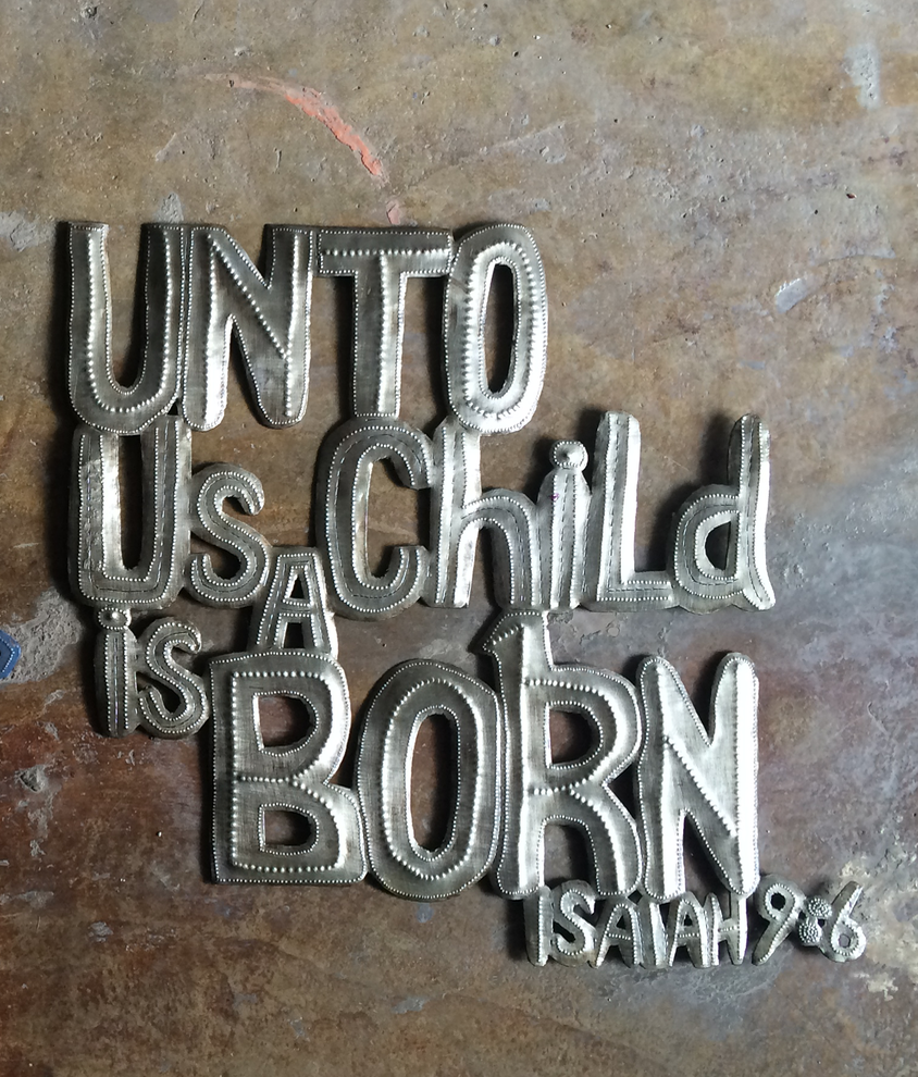 Unto us a child is Born - 14.5
