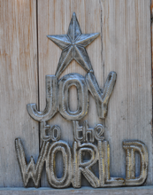 "Joy to the World - 17""x13"""