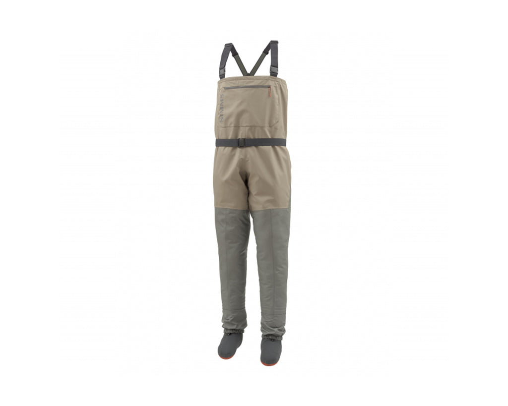 SIMMS Men's Tributary Waders - Stockingfoot - Tan