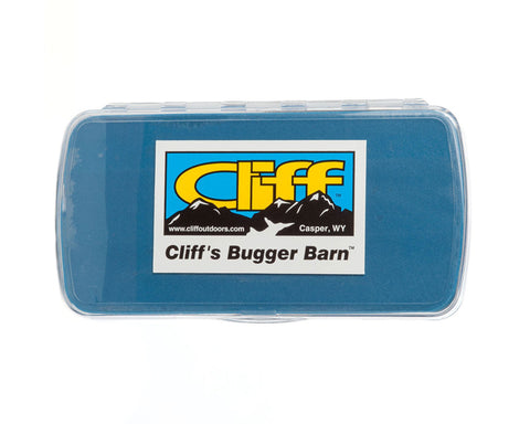 Cliff's Bugger Barn Fly Box