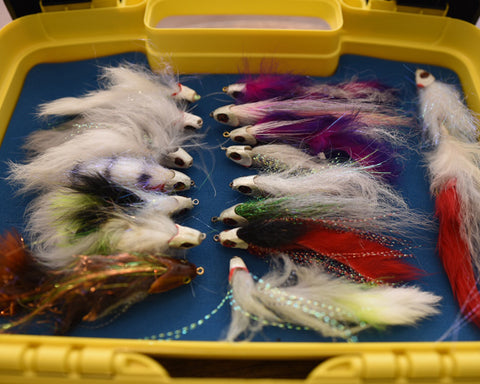 Cliff's Bugger Beast Jr. Fly box