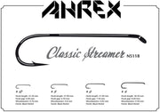 Image of Ahrex NS118 Nordic Salt Classic Streamer Hook