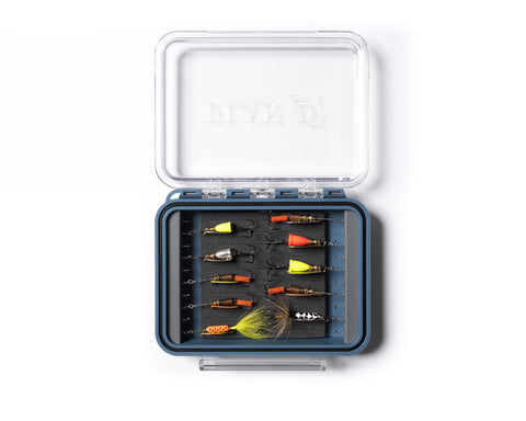 Pocket Articulated Plus Fly Box