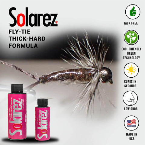 Image of Solarez Fly-Tie Thick Hard Formula