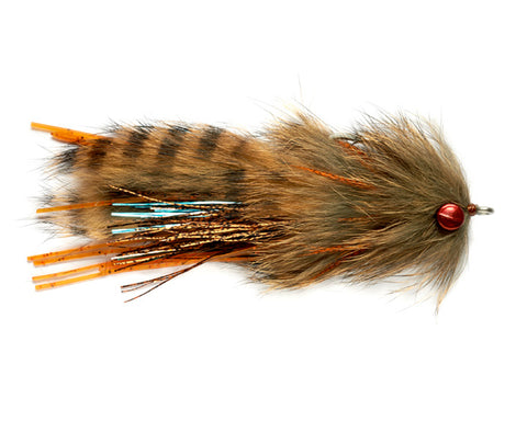 Fulling Mill Rust Schultzy's Single Fly Cray