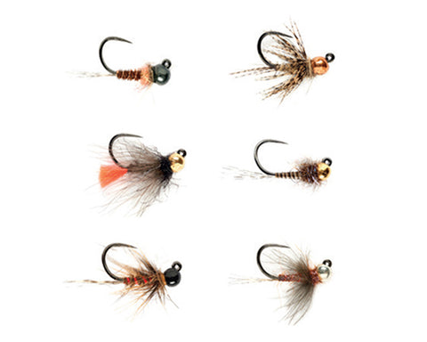 Fulling Mill Tactical Jig Fly Selection