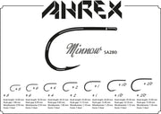 Image of Ahrex SA280 Saltwater Minnow Hook