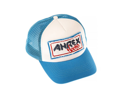 Ahrex X-Plain Trucker Cap - Bright Blue
