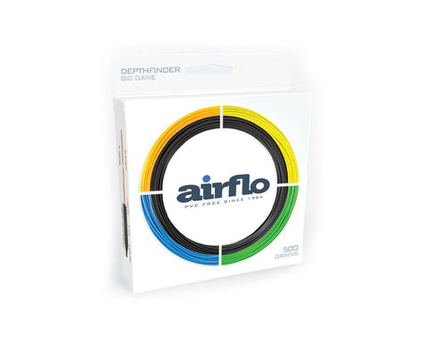 Airflo Depthfinder Big Game Fast Sinking Fly Line
