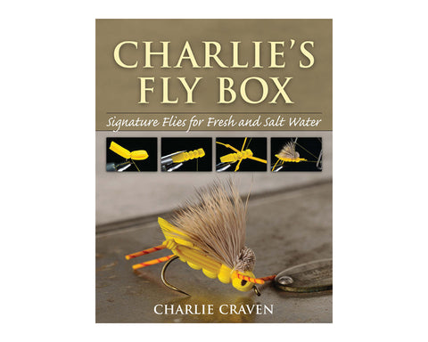 Charlie's Fly Box: Signature Flies For Fresh & Salt Water