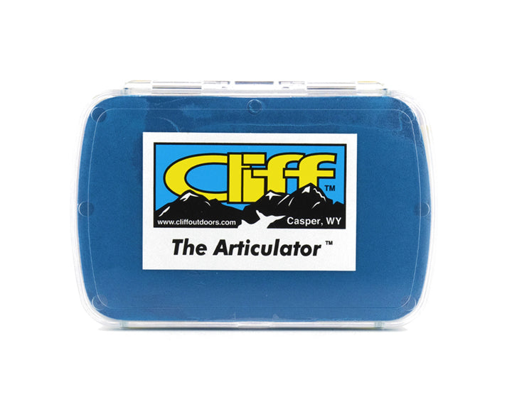 Cliff's The Articulator Fly Box