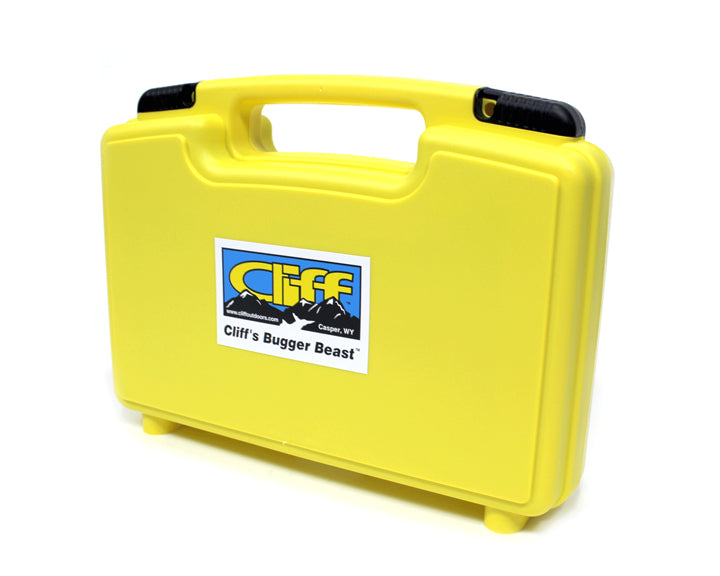 Cliff's The Bugger Beast Fly Box
