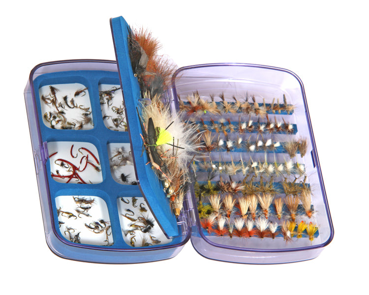 Cliff's The Super Days Worth Fly Box
