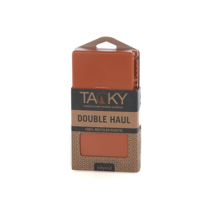 Fishpond Tacky Double Haul Fly Box - Burnt Orange