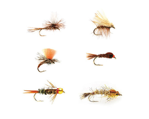 Fulling Mill All Around Trout Fly Selection