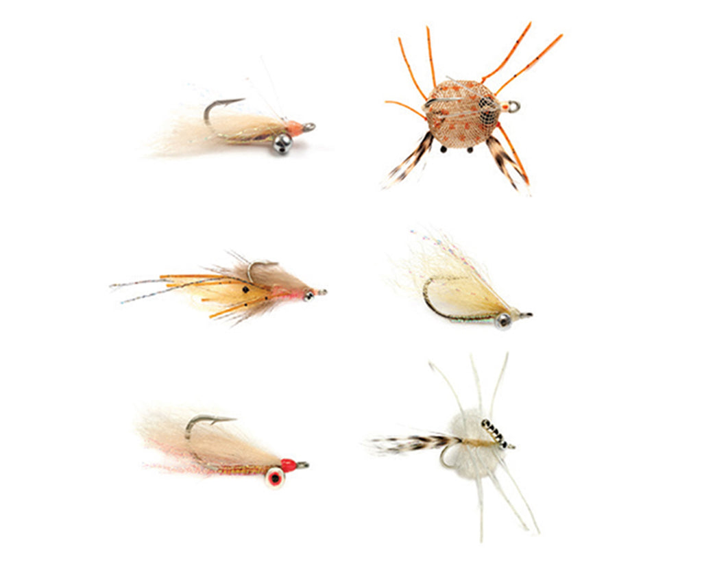 Fulling Mill Tropics Fly Selection