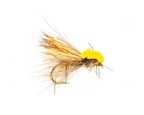Fulling Mill Tan Balloon Caddis