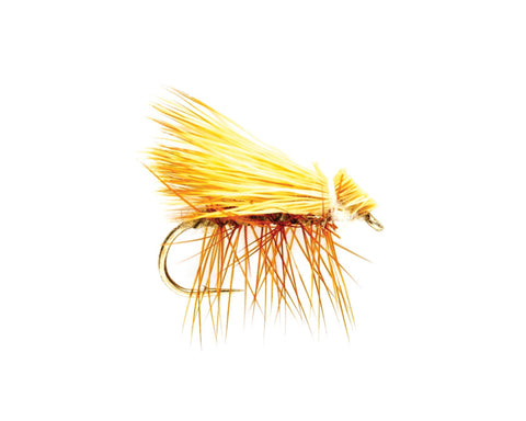 Fulling Mill Tan Elkwing Caddis