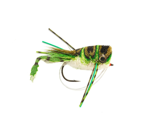 Fulling Mill Frog Legged Popper