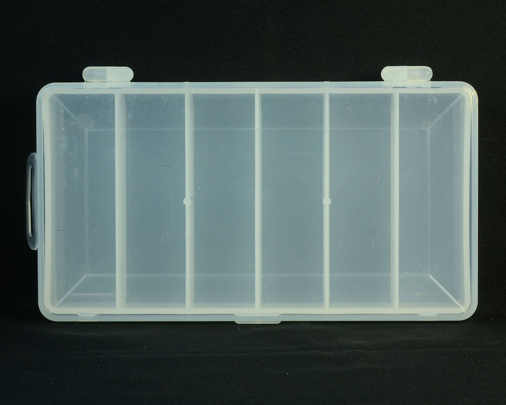 6 Equal Compartment Series 3 Box