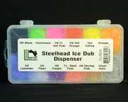 Image of Hareline Steelhead Ice Dub Dispenser