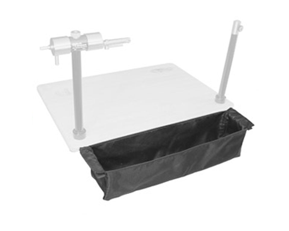 Norvise Bamboo Mounting Board With Waste Basket