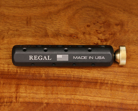 Regal Vise Tool Bar - Black