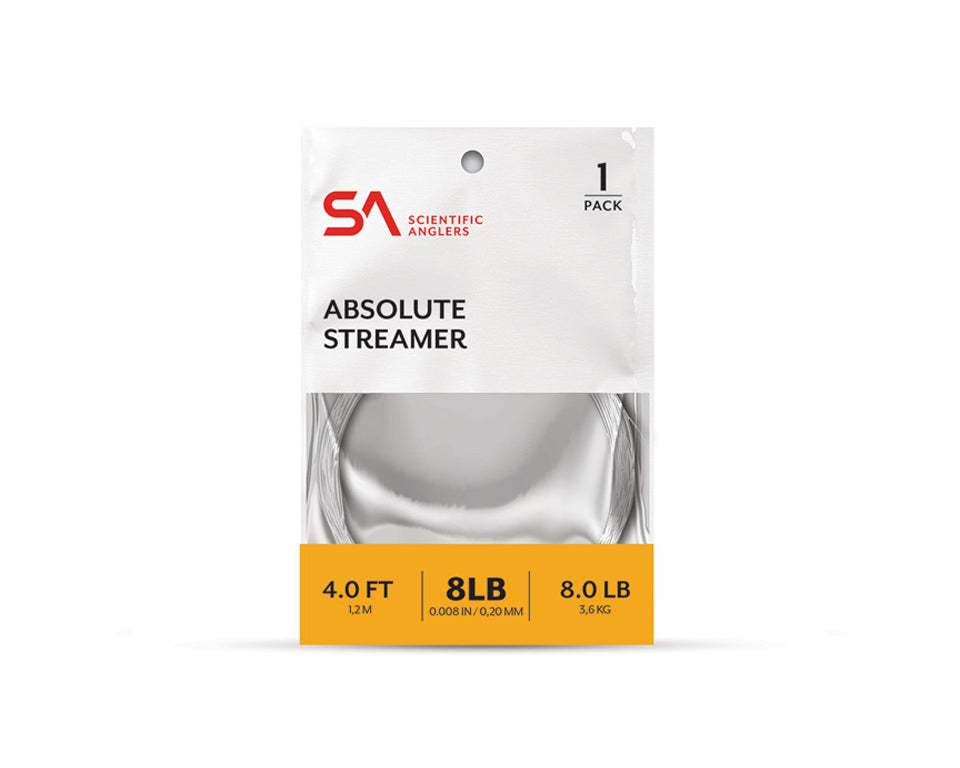 Scientific Anglers Absolute Streamer Leader