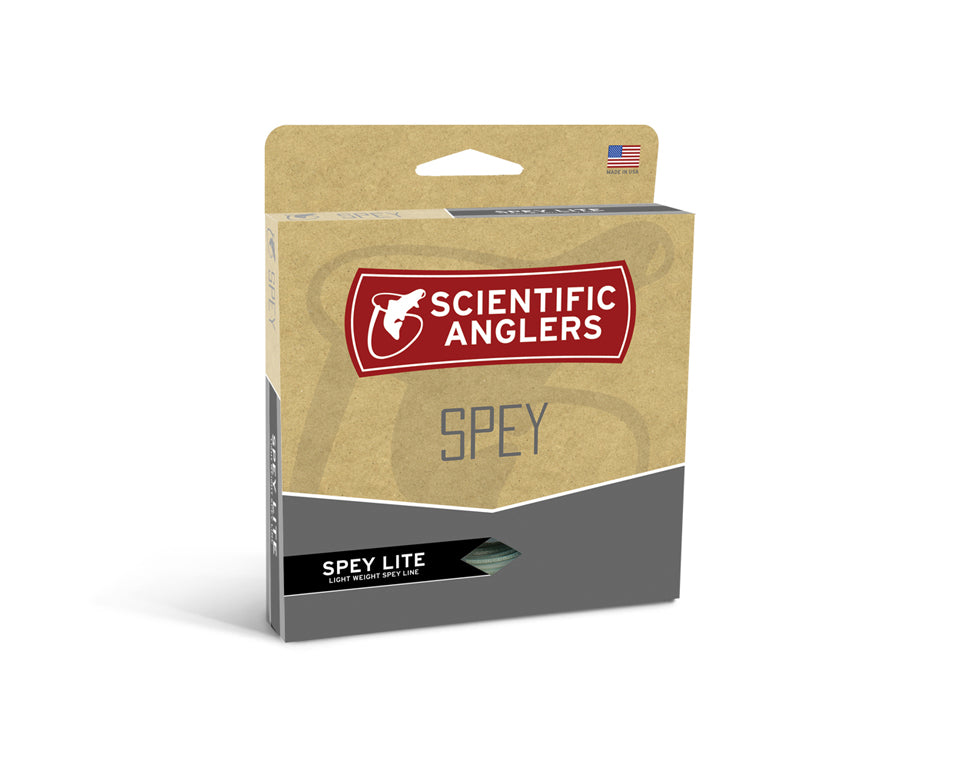 Scientific Anglers Spey Lite Integrated Skagit Fly Line - Horizon / Black / Horizon