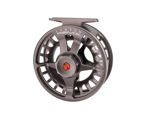 Waterworks Lamson Remix Fly Reel & Spools 3-Pack - Smoke