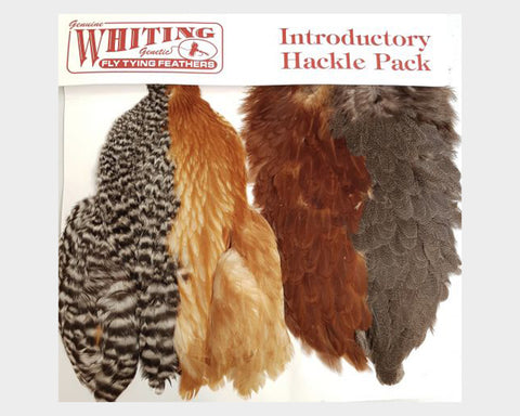 Whiting Farm's Introductory Soft Hackle Pack