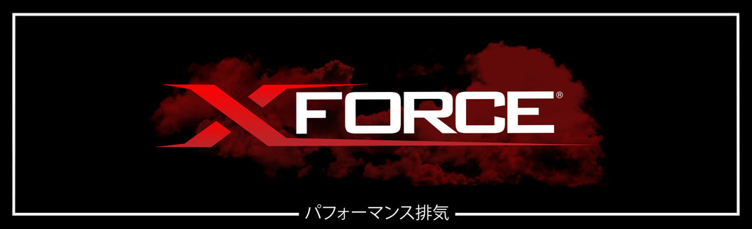 Xforce JDM style sticker