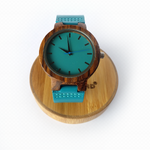 Antique Wooden Watch