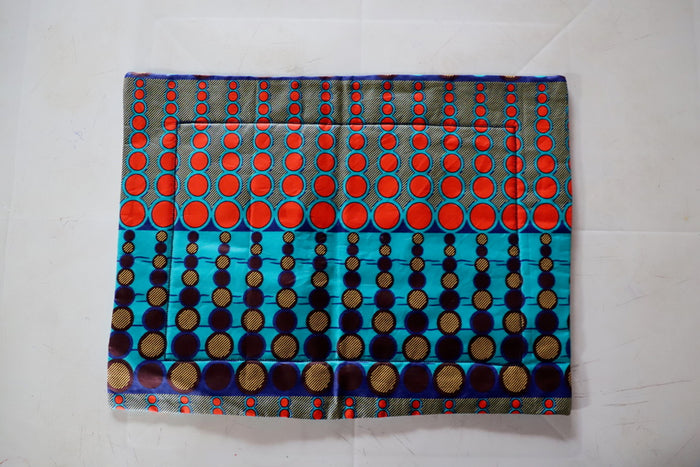 Festive African Print Placemats (multiple fabric options)