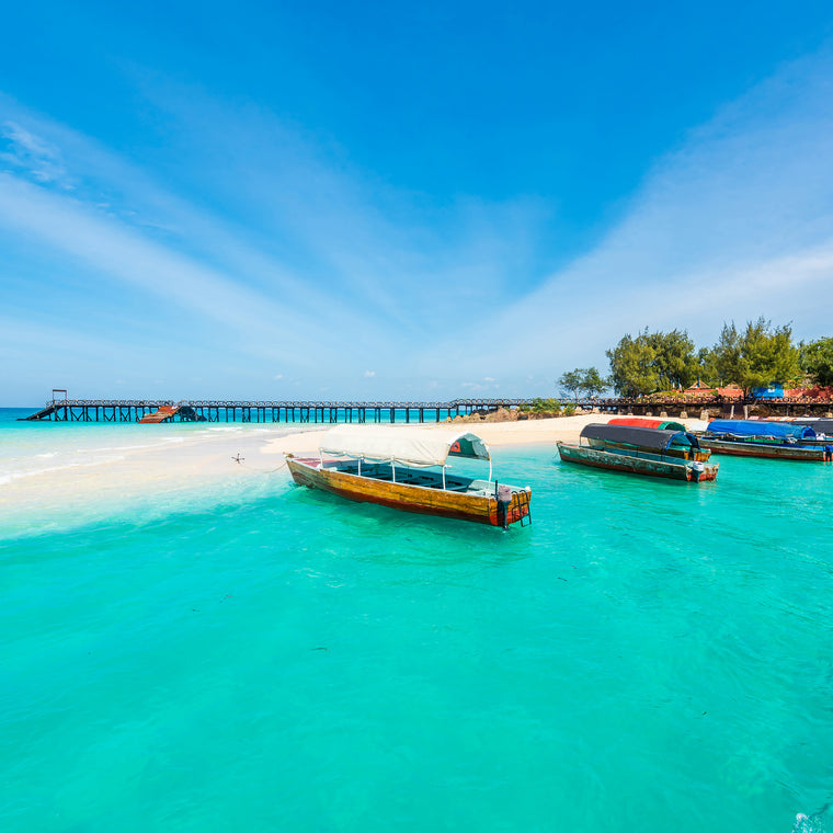 Exotic Getaway for two in Zanzibar w/ 2 Nights at Emerson on Hurumzi Hotel ($500 value)