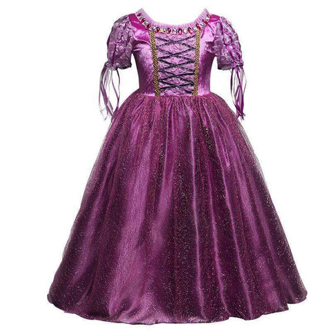 Robe de Princesse Purple : Captain Baby